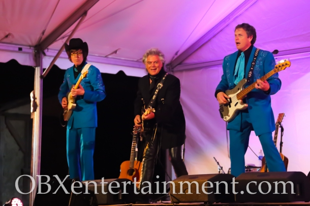 Marty Stuart in concert at Waterside Theatre on Roanoke Island, NC on August 17, 2014. (photo by OBXentertainment.com)