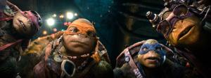 'Teenage Mutant Ninja Turtles' are back in action.