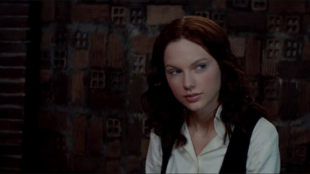 Taylor Swift stars in 'The Giver'.