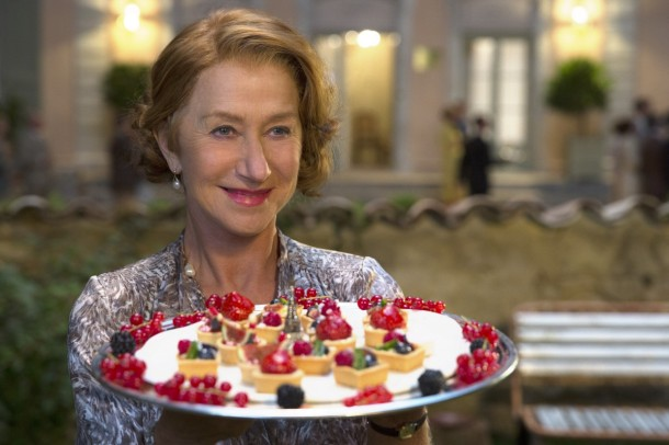 Helen Mirren serves up a tasty drama in 'The Hundred-Foot Journey'.