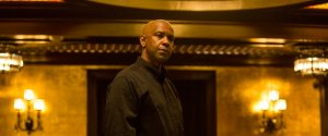 Denzel Washington is 'The Equalizer'.