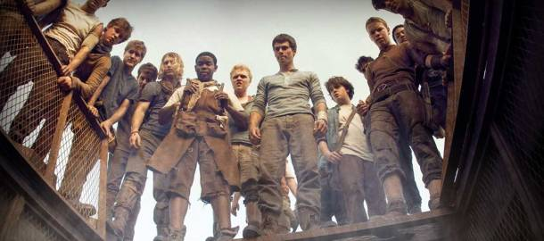 Find out who 'The Maze Runner' is in theaters this week.