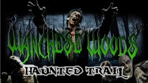 Wanchese Woods Outer Banks Haunted Trail - Oct. 3-Nov. 1, 2014