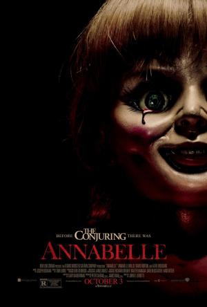 'Annabelle' movie poster