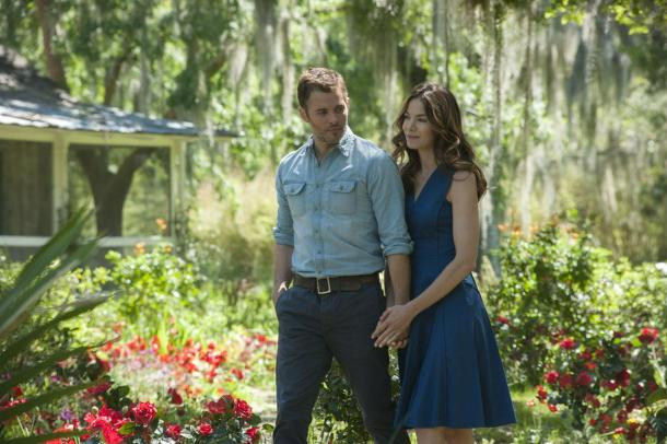 Romance is revisited in 'The Best of Me'.