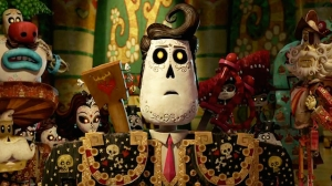 'The Book of Life' celebrates Mexico's Halloween, the Day of the Dead.