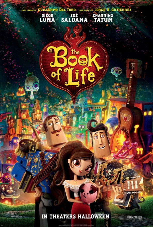 'The Book of Life' movie poster
