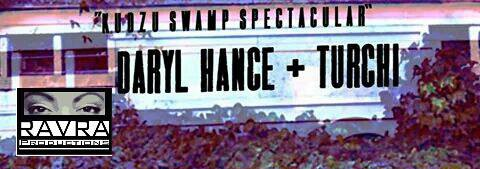 Daryl Hance Power Trio and Turchi at Kelly's in Nags Head on October 19