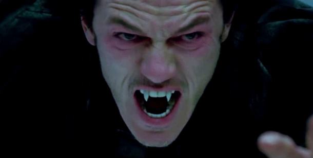 Dracula returns in 'Untold'.