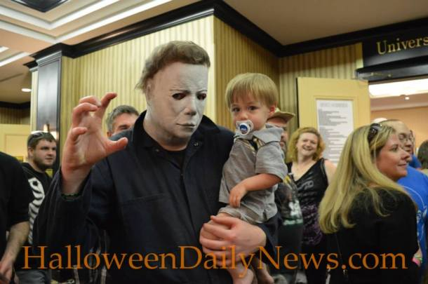'Halloween' icon Michael Myers is coming to the Outer Banks Halloween Parade of Costumes on Sunday, Oct. 26, at Kelly's in Nags Head! (photo by Traci McLean)