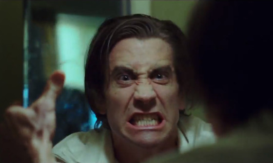 Jake Gyllenhaal goes crazy in 'Nightcrawler'.