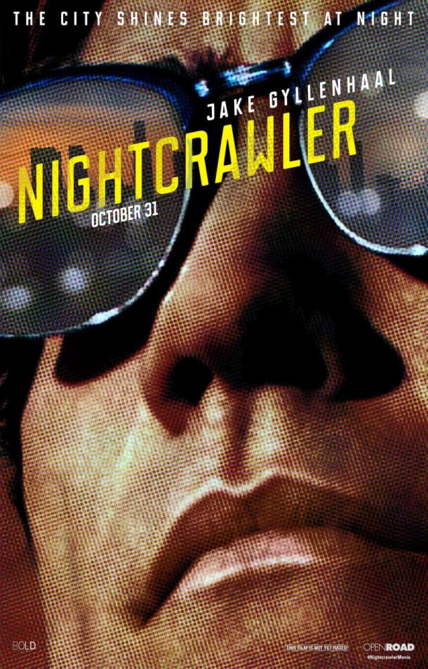 'Nightcrawler' movie poster