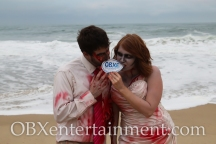 Halloween has arrived on the Outer Banks! (photo by Matt Artz for OBXentertainment.com)