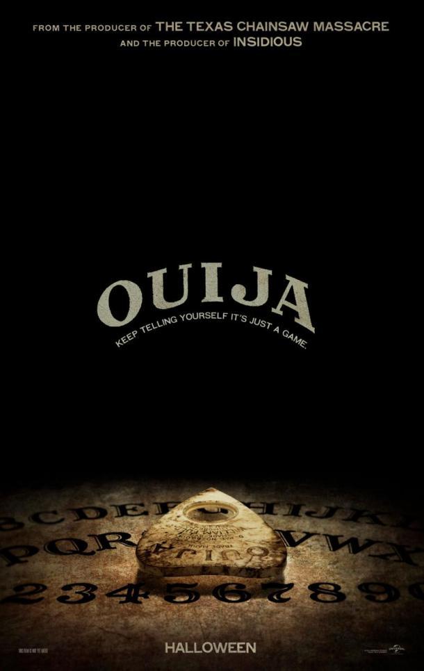 'Ouija' movie poster