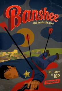 'Banshee' Season 3 poster