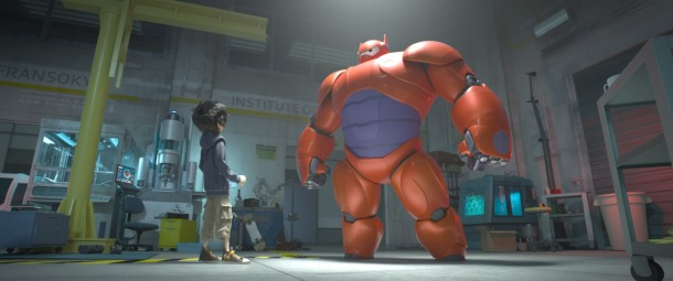 Disney introduces Marvel's 'Big Hero 6' in theaters this week.