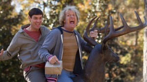 Jim Carrey and Jeff Daniels return in 'Dumb and Dumber To'.
