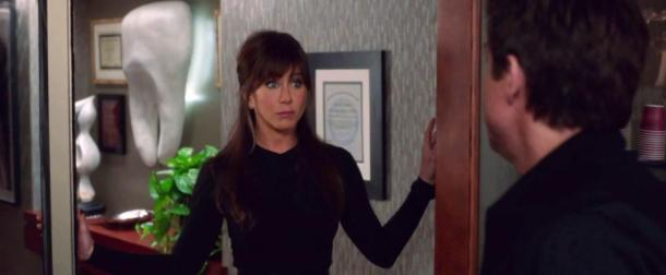 Jennifer Aniston returns in 'Horrible Bosses 2'.