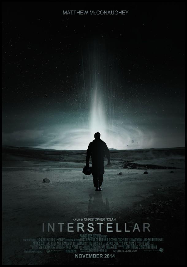 'Interstellar' movie poster