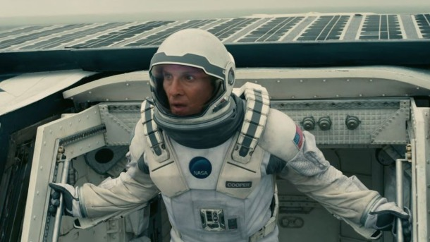 Matthew McConaughey discovers new worlds in 'Interstellar'.