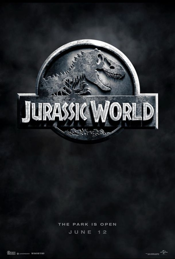 'Jurassic World' teaser poster