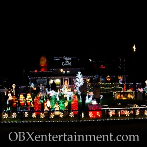 The Outer Banks Christmas House - Thanksgiving Night 2014 (photo by Matt Artz for OBXentertainment.com)_0015