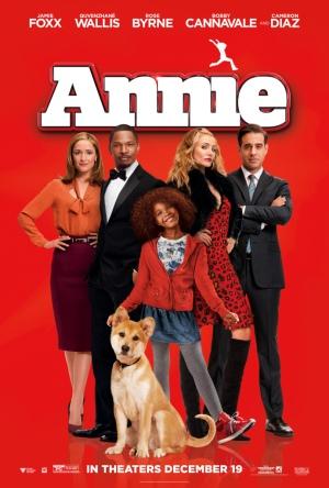 'Annie' movie poster