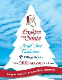 Breakfast with Santa at Pamlico Jack's - Dec. 7, 2014