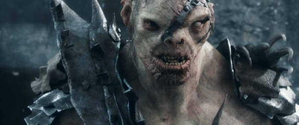 Things get ugly in 'The Hobbit: The Battle of the Five Armies'.