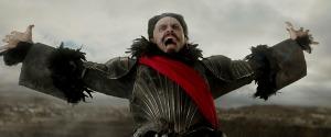 Hugh Jackman is Blackbeard in 'Pan'
