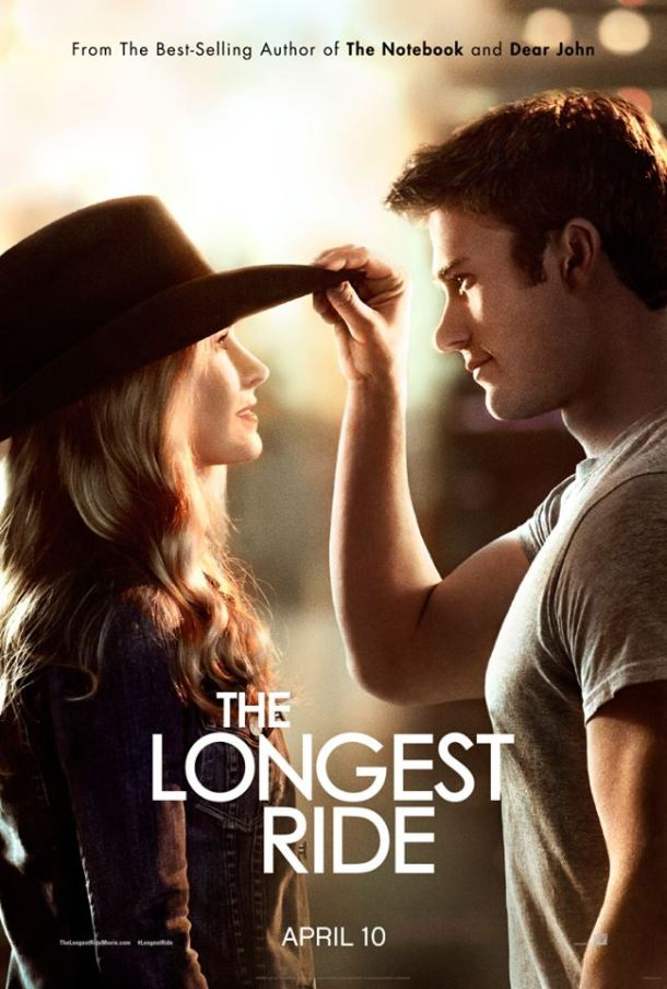 The Longest Ride - poster 01