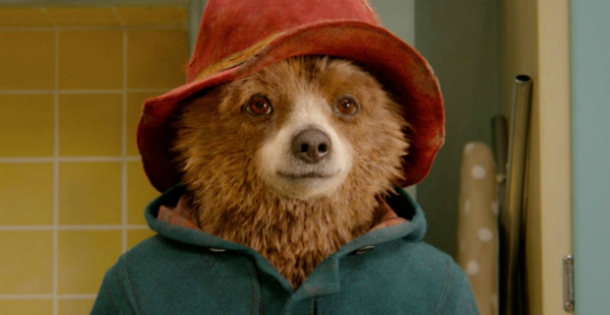 'Paddington' comes alive in theaters.