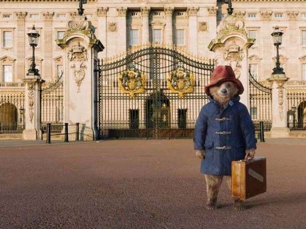 'Paddington' arrives in theaters.