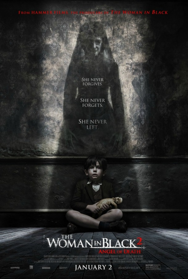 'The Woman in Black 2: Angel of Death' movie poster