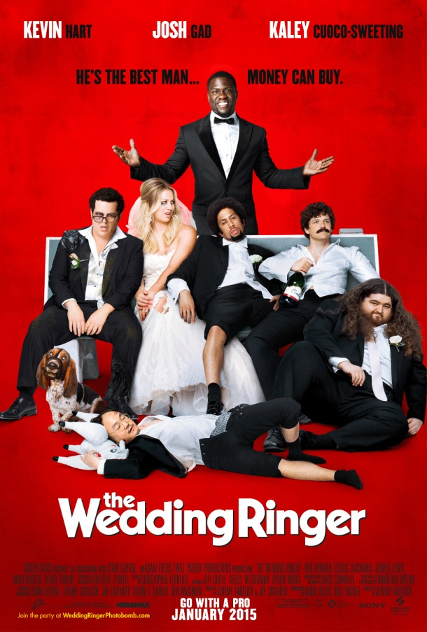 'The Wedding Ringer' movie poster