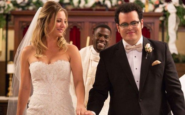 'The Wedding Ringer' is the center of the wedding.
