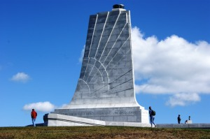 Wright Brothers National Memorial in Kill Devil Hills