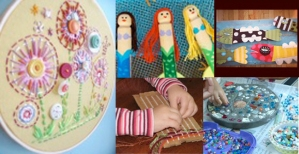 Dare County Arts Council Craft Class for Kids