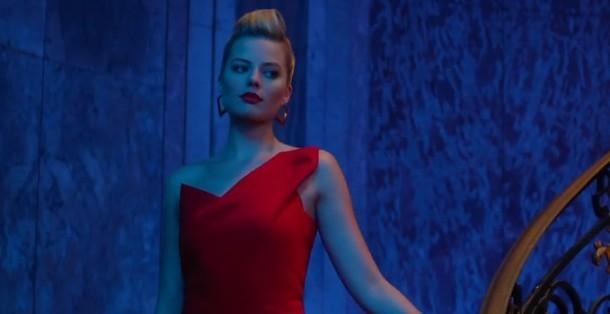 Margot Robbie is a player in 'Focus'.