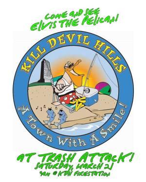 Kill Devil Hills Trash Attack 2015