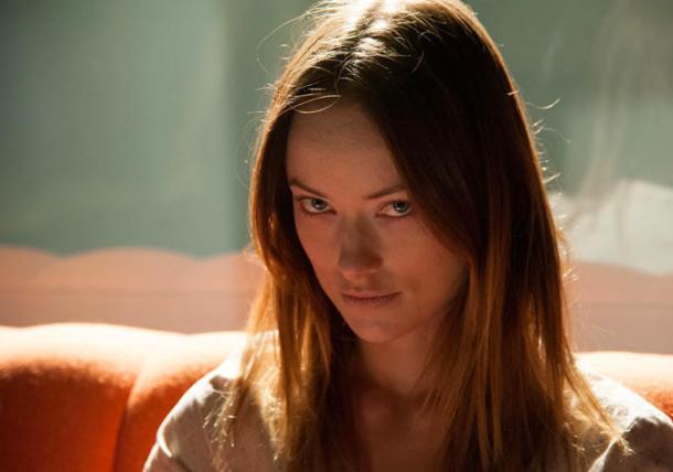 Olivia Wilde experiences 'The Lazarus Effect'.