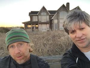 Trey Anastasio and Tom Marshall on OBX