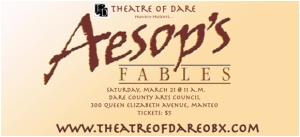 Theatre of Dare presents 'Aesop's Fables'