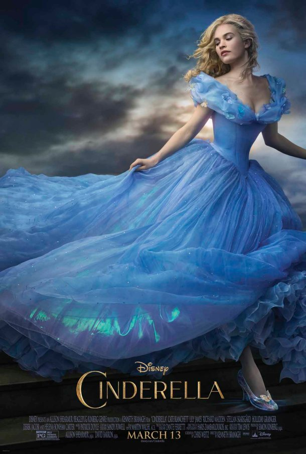 'Cinderella' movie poster