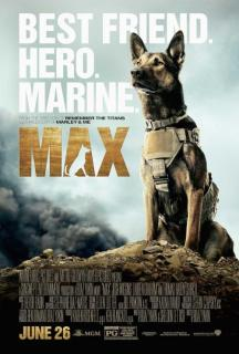 'Max' movie poster