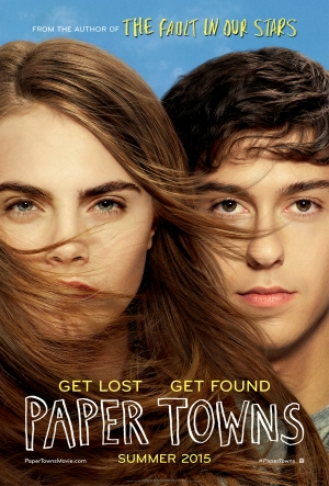 'Paper Towns', filmed in and around Concord and Charlotte, North Carolina