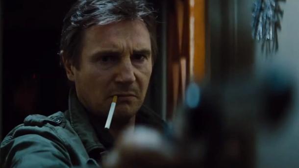 Liam Neeson stars in 'Run All Night'.