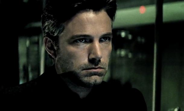 Ben Affleck is Bruce Wayne in 'Batman v Superman: Dawn of Justice'.