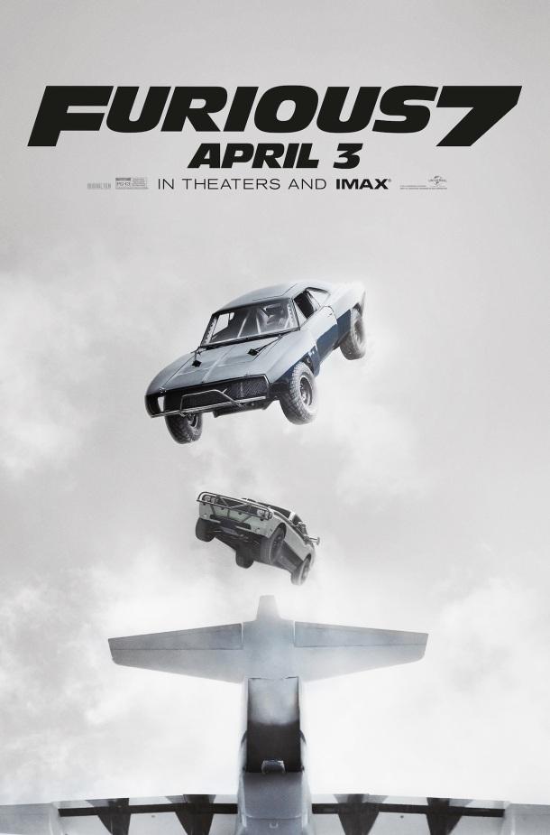 'Furious 7' movie poster