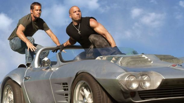 Paul Walker and Vin Diesel take one last ride together in 'Furious 7'.